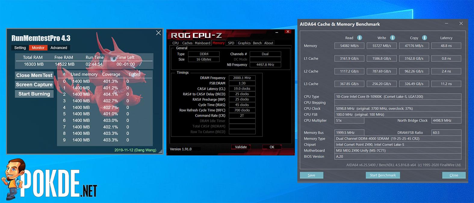 KLEVV CRAS XR RGB 4000MHz CL19 OC