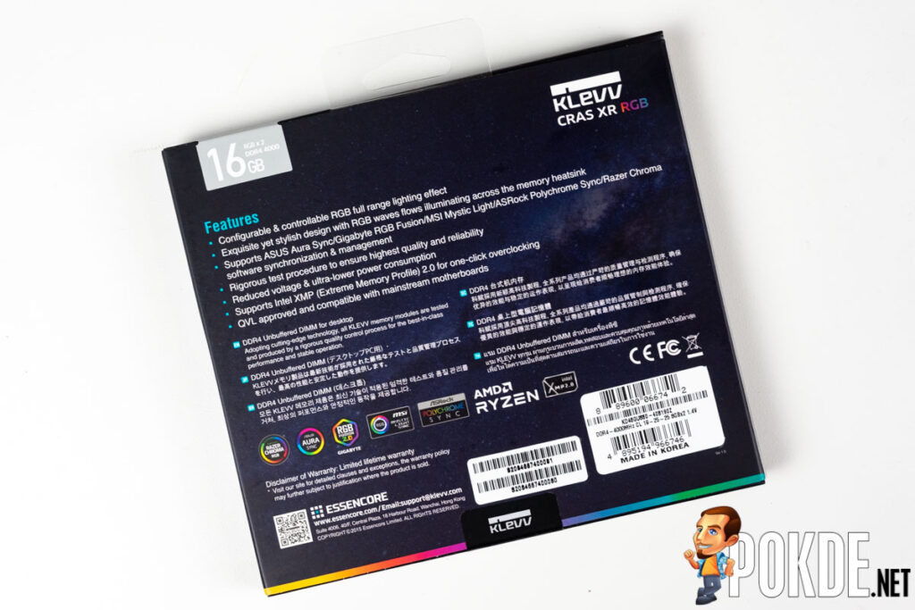KLEVV CRAS XR RGB Review-2