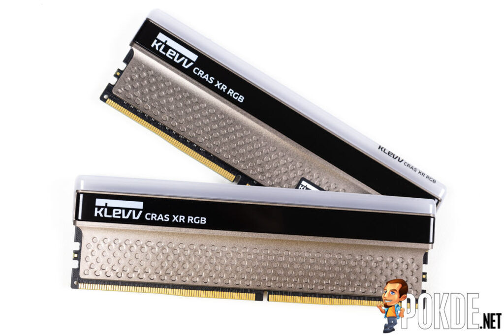 KLEVV CRAS XR RGB DDR4 4000MHz CL19 Review — sweet overclocking on sweet-looking RAM 26