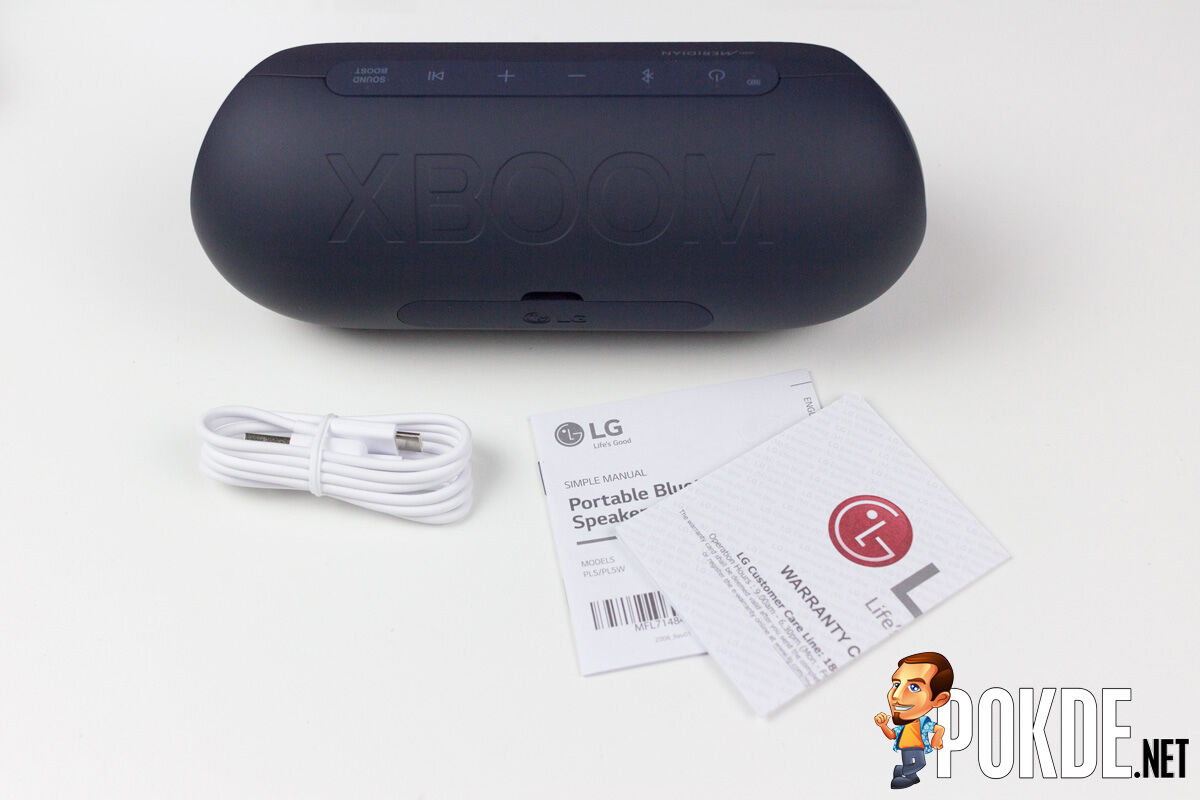 LG XBOOM Go PL5 Review — Clarity On The Go 19