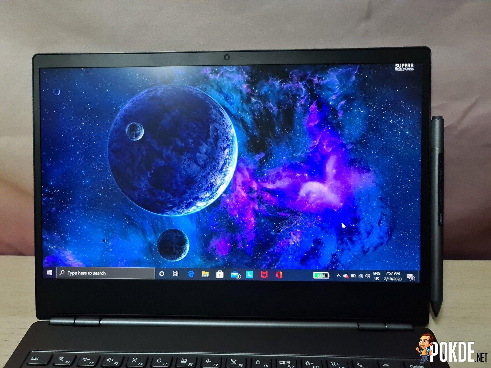 Lenovo ThinkBook Plus Review -