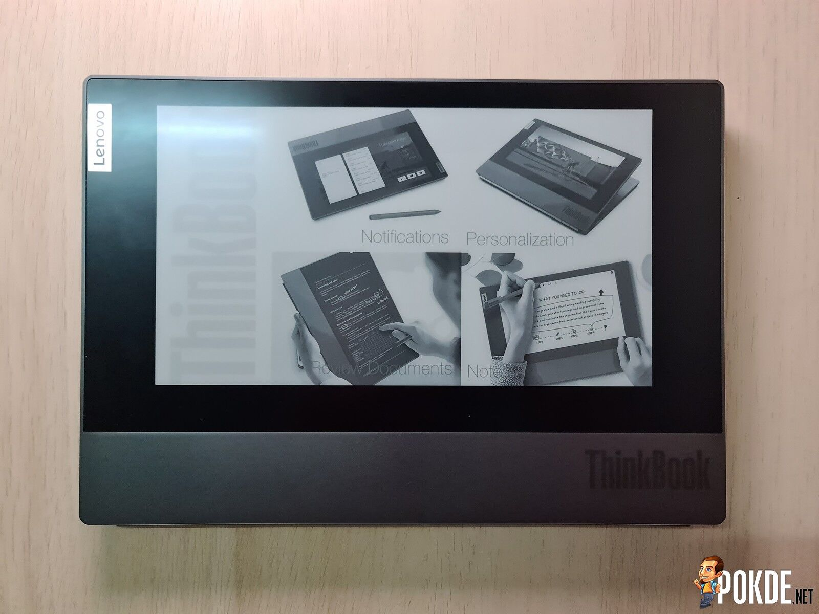 Lenovo ThinkBook Plus Review - Innovation For A Better Tomorrow 17