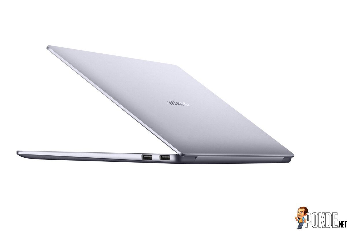 HUAWEI MateBook 14 side