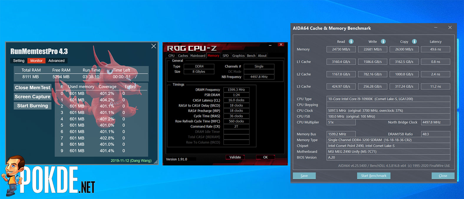 PNY XLR8 Gaming EPIC-X RGB 8GB DDR4 3200MHz CL16 Review — these have no reason being this affordable 26