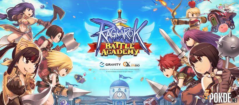 Ragnarok Battle Academy (ROBA)