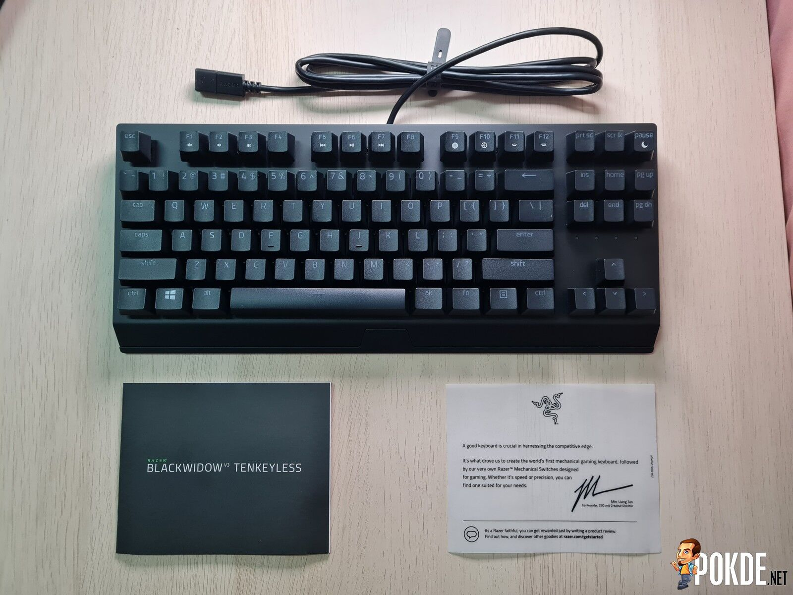 Razer BlackWidow V3 TKL Review - Simplicity Can Be a Pricey Key 22