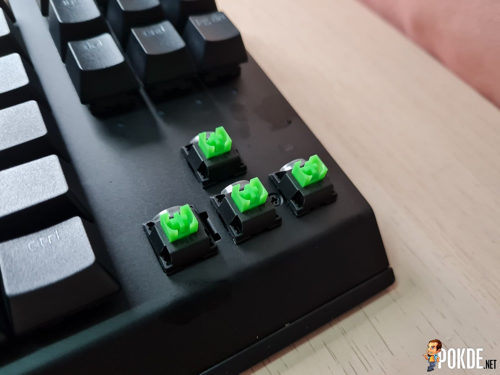 Razer BlackWidow V3 TKL Review - Simplicity Can Be a Pricey Key 29