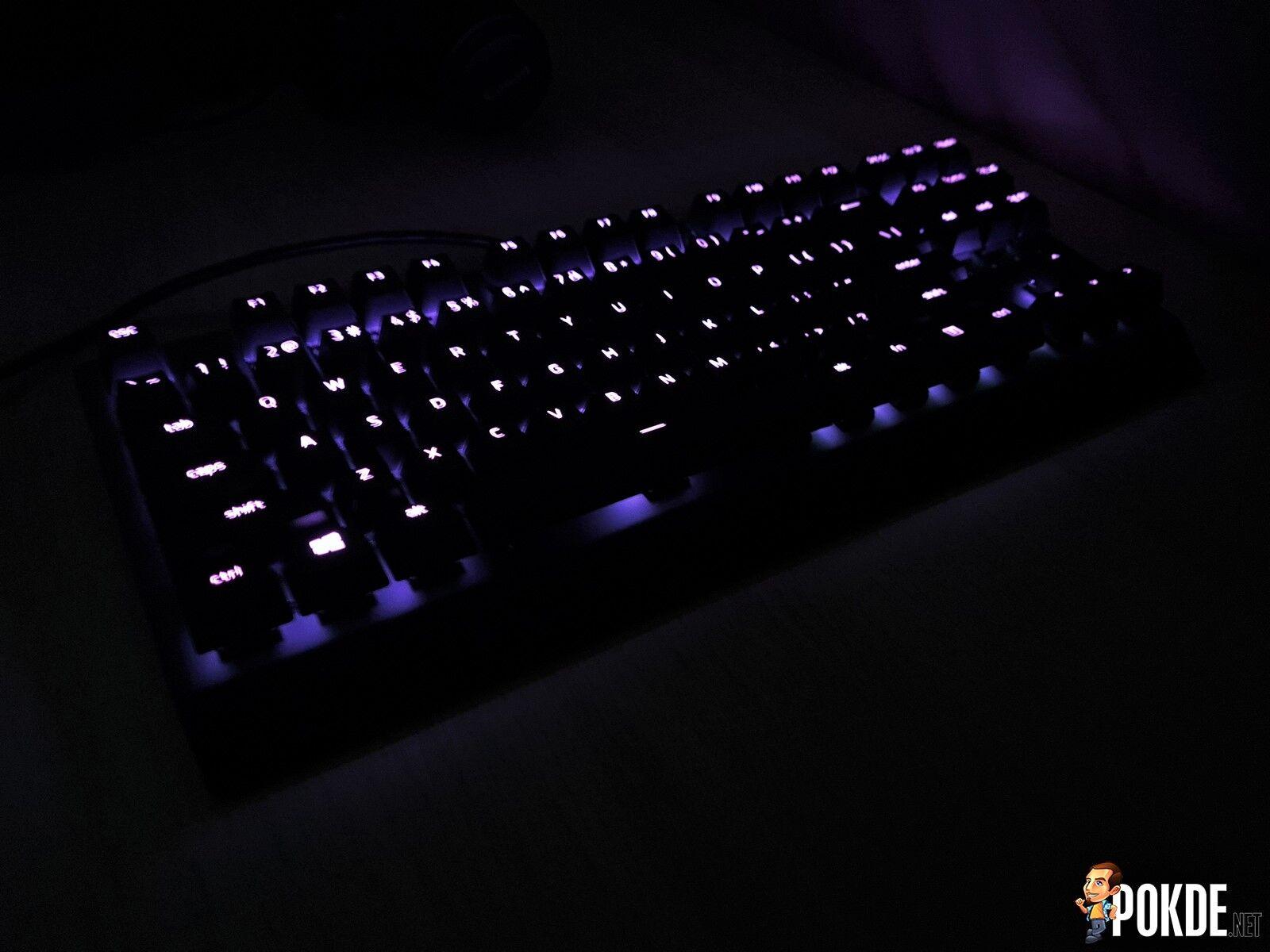 Razer BlackWidow V3 TKL Review - Simplicity Can Be a Pricey Key 27