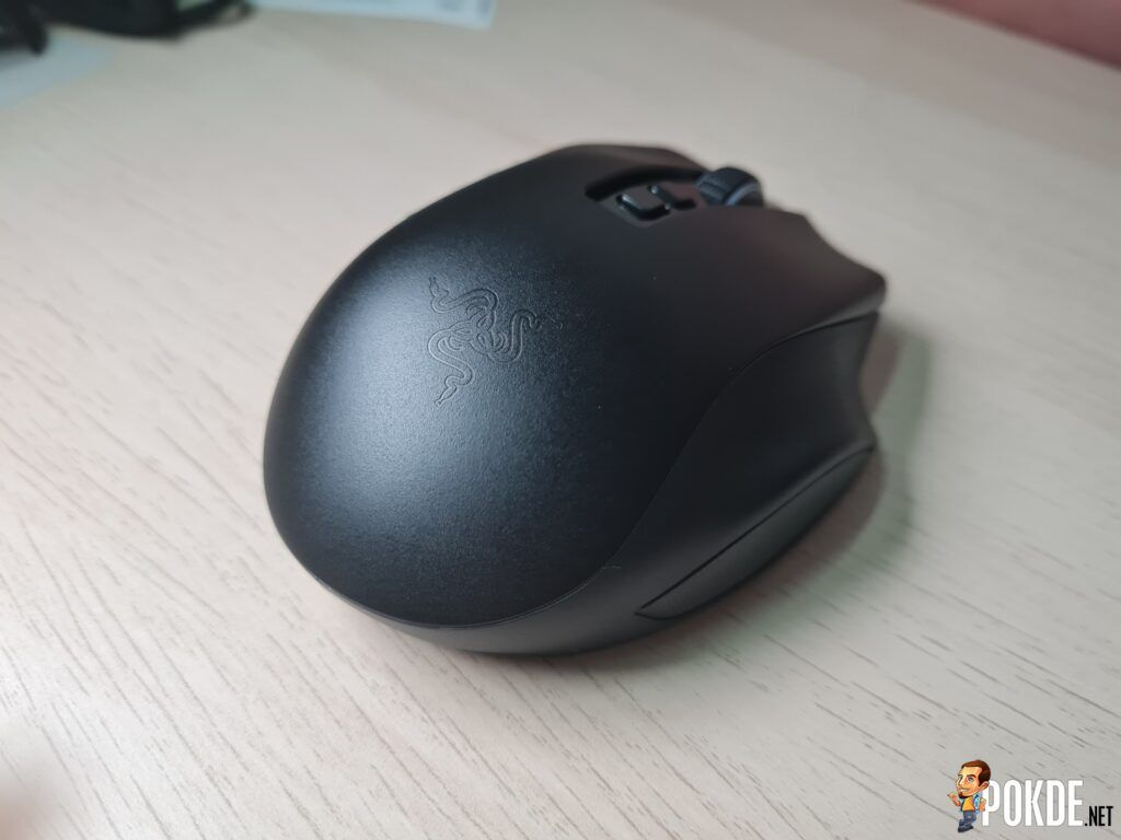 Razer Naga Pro Review - The Ultimate Multifaceted Gaming Mouse 34