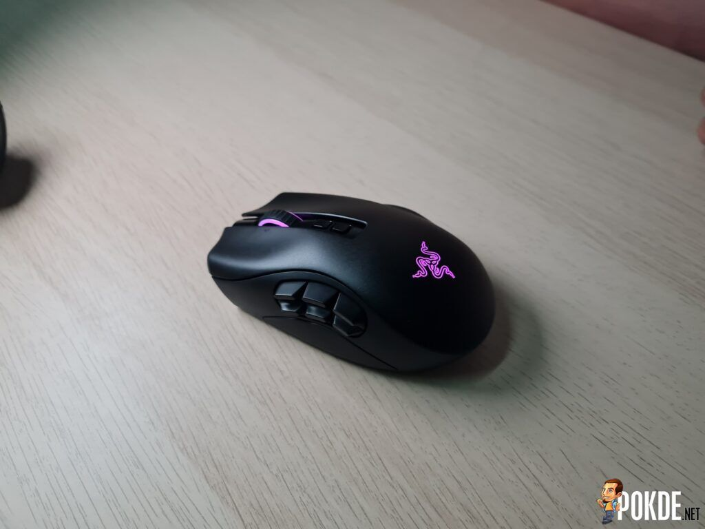 Razer Naga Pro Review - The Ultimate Multifaceted Gaming Mouse 35