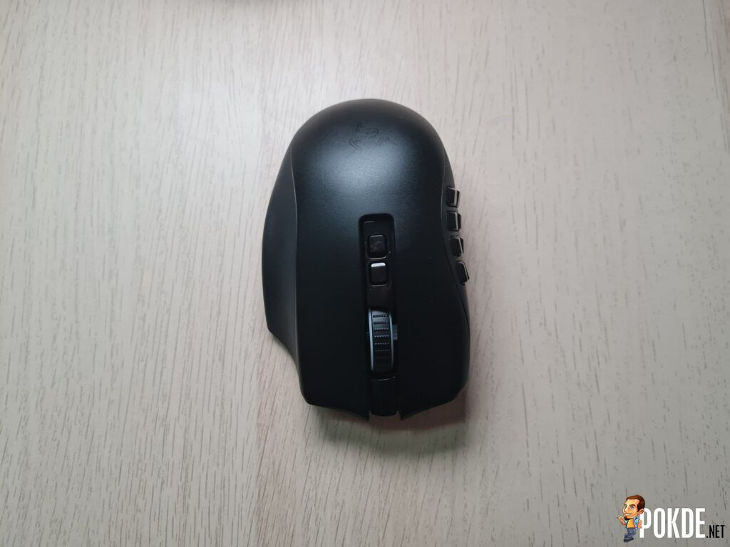 Razer Naga Pro Review - The Ultimate Multifaceted Gaming Mouse 21