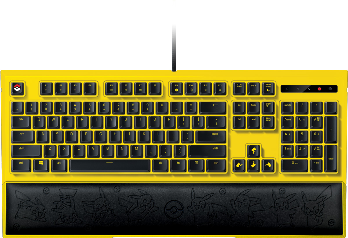 Special Edition Razer | Pokémon Gaming Peripherals Arriving In Malaysia 23
