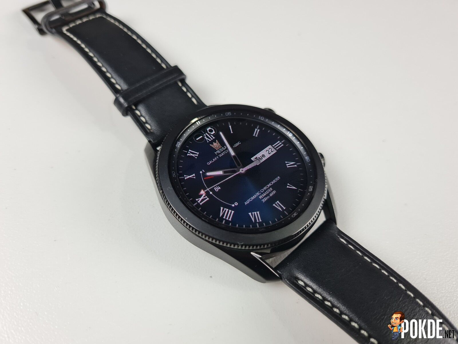 Samsung Galaxy Watch 3 Review - Classy, Feature-packed Smartwatch 24