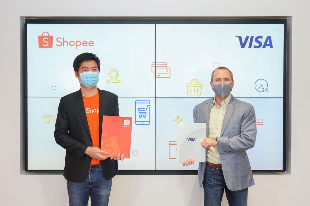 Shopee Signs 5-Year Partnership Deal With Visa 22