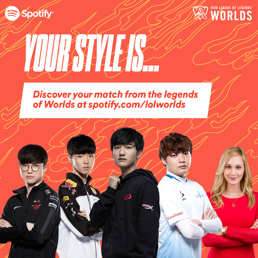 Discover Your  League of Legends Playstyle On Spotify 23