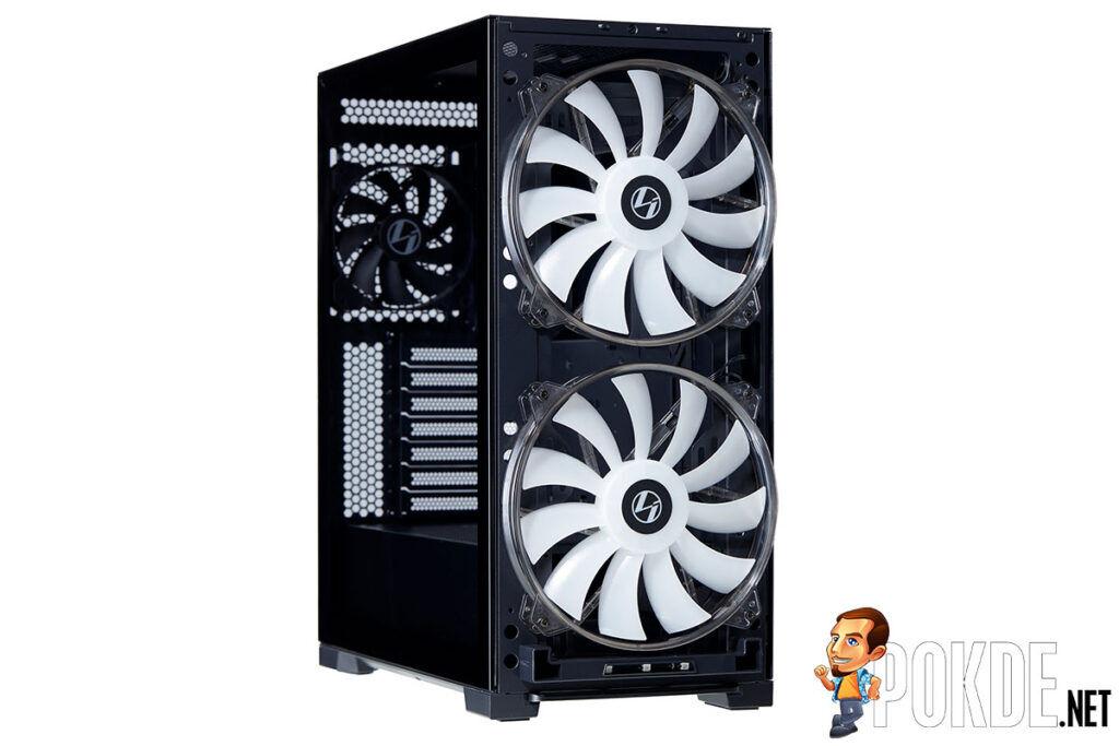 lian li lancool 215 200mm fans