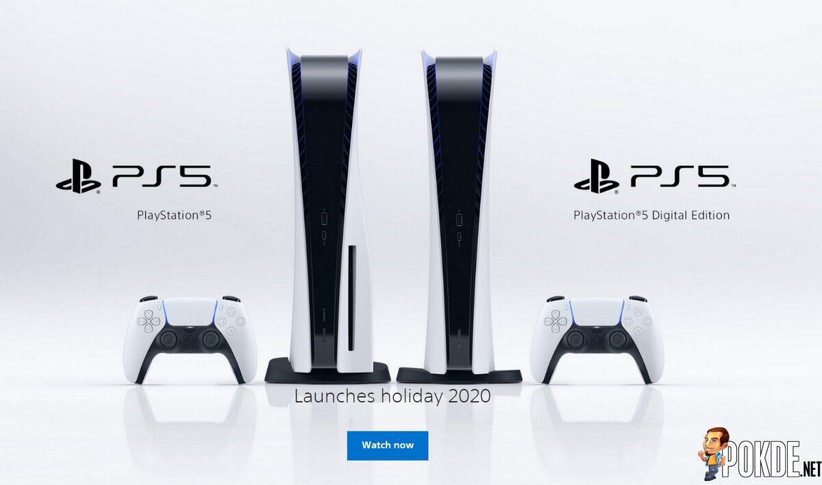 PS5 Southeast Asia then