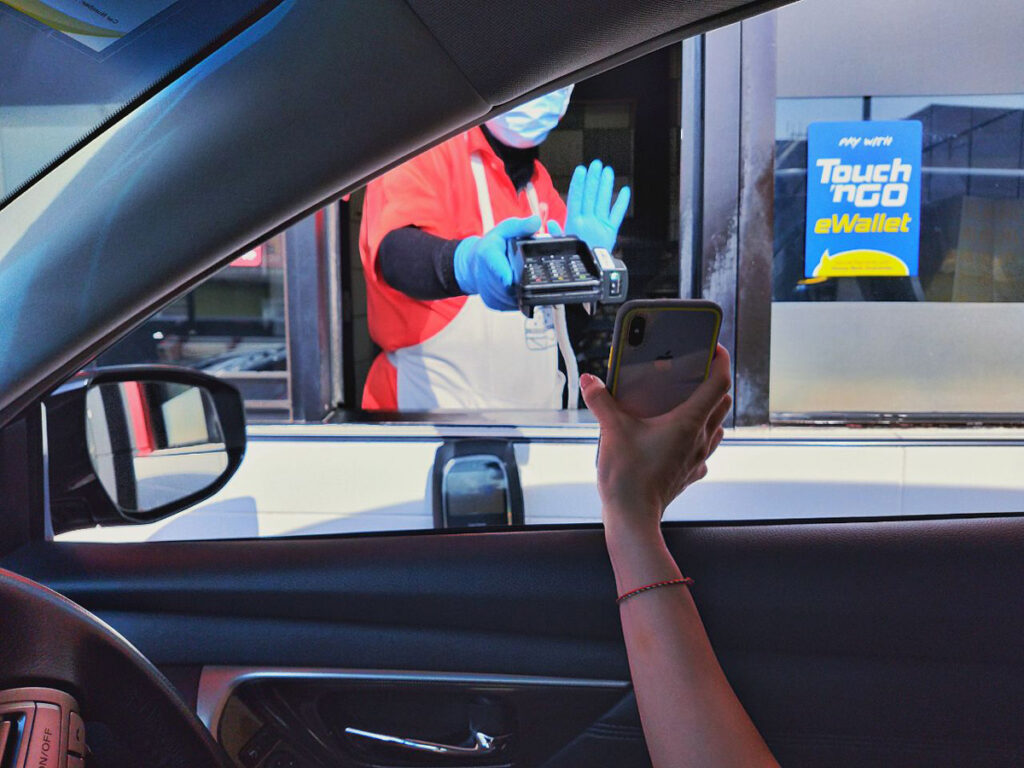 You Can Now Use Your Touch 'n Go eWallet For Cashless Payment At McDonald's 22