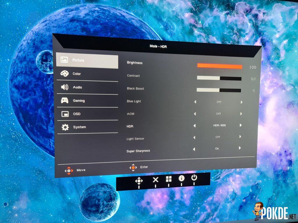 Acer Predator CG437K P Review - Monster Among Monitors 41